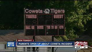 Parents open up about Coweta incident