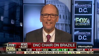 Maria Bartiromo and Tom Perez Erupt Over DNC: 'You Are in a Fictional Wonderland' - Video