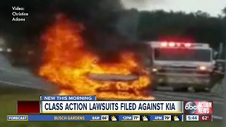 Class-action lawsuit filed against Kia