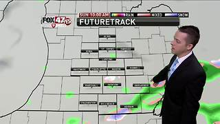 Dustin's Forecast 11-10 - Video
