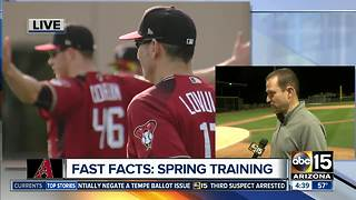 Spring Training is on the way! - Video