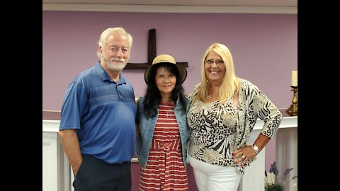 """Pastor Jim Lupis Sermon Save NY Ep. 1 on """"Inspired Blessings with Jean Marie Prince"""""""