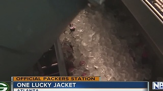 Lucky Packers jacket - Video