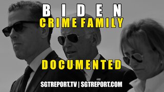THE BIDEN CRIME FAMILY: DOCUMENTED. BRIBERY & TREASON - PART 1