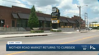 Mother Road Market returns to curbside