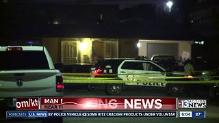 Man killed near Frederick and D Street - Video