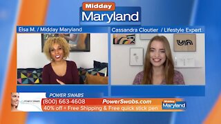 Power Swabs - Midday Maryland Special