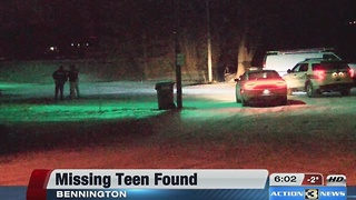 Missing teen found; recovering at hospital - Video