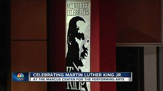 Celebrating Martin Luther King Jr. Day at the Marcus Center