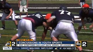 GBMC: Concussions in youth sports - Video