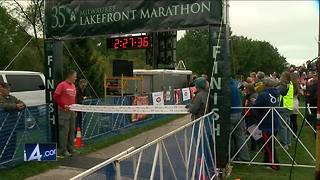 Lakefront Marathon Returns this Weekend - Video