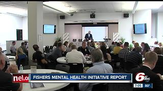 Fishers mental health report addresses citywide suicide, self-harm concerns - Video