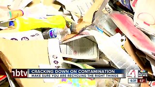 Stop bagging your recyclables: Recycling audit shows common consumer mistakes