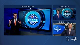 NFL Draft preview: Broncos ready for virtual draft, Part 2