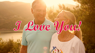 I love you Greeting Card 4 - Video
