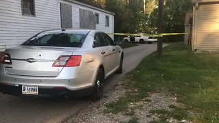 Body of a female found in alley on Indianapolis' west side - Video