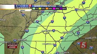 Kelly's Afternoon Forecast: Friday, June 23, 2017 - Video