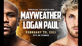 Floyd Mayweather to take on Logan Paul in boxing exhibition fight