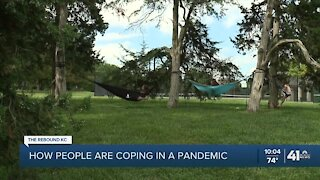 How people are coping in a pandemic