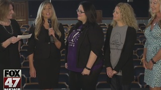 Children's theater receives Yes! Grant from FOX 47 - Video