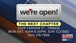 We're Open Omaha: The Next Chapter