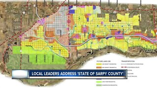 Local Leaders Address 'State of Sarpy County'