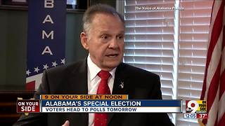 Alabama's special election - Video