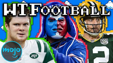 Which NFL Team Has The Best Fans? - WTFootball Ep. 3 (NFL Week 2 Preview)