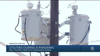 Utility bills and services during the COVID-19 pandemic