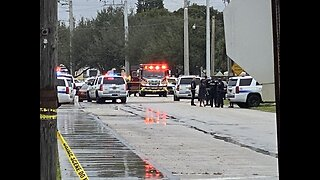 2 people shot and killed after a funeral in Riviera Beach