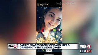 Family shares message & memories following deadly crash