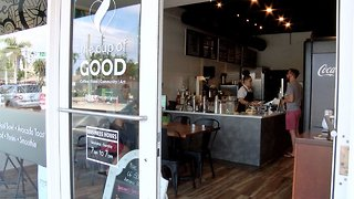 Delray Beach coffee shop offers community opportunities