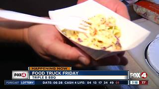 Food truck Friday: Triple B BBQ 7:15 - Video