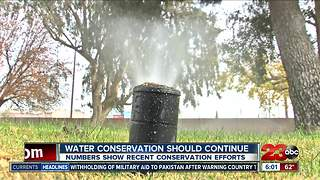 Locals are conserving more water than 2013 - Video