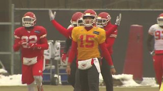 Chiefs defense ready, excited for cold weather game