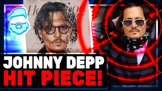 Johnny Depp BLASTED Again....They Want Him GONE!
