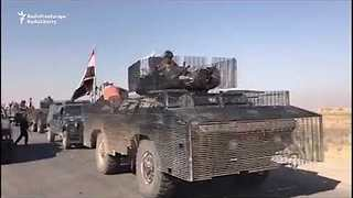 Iraqi and Kurdish Forces Clash Near Kirkuk - Video