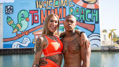 Is This Miami's Hottest Couple?   MIAMI MUSCLE