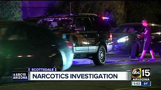 MCSO serves search warrant near 66th Street and Thunderbird - Video