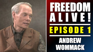 Andrew Wommack - Freedom Alive™ Episode 1