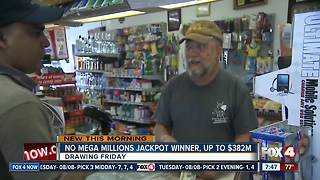 Mega Million jackpot grows