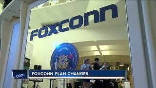 Changes coming to multi-billion Foxconn deal - Video