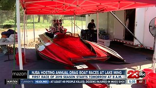 NJBA hosting annual drag boat race