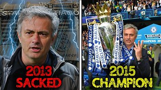 10 Greatest Managerial Comebacks! - Video
