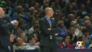 Xavier basketball coach Chris Mack leaving for University of Louisville - Video