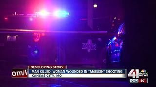 KCPD investigating fourth homicide in less than 30 hours - Video