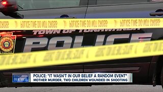 Mother killed, children wounded in Town of Tonawanda shooting