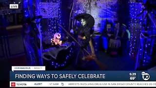 Many creative, safe options available to celebrate Halloween in San Diego