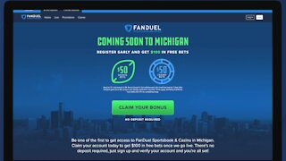 Legal sports betting launches in Michigan