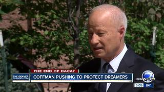 Rep. Mike Coffman will introduce discharge petition on BRIDGE Act to bolster DACA recipients - Video